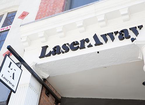 LaserAway Tour