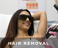 Fort Worth Laser Hair Removal