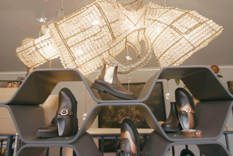 Schuh Geschäft London