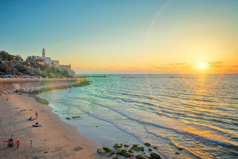 Strand Israel