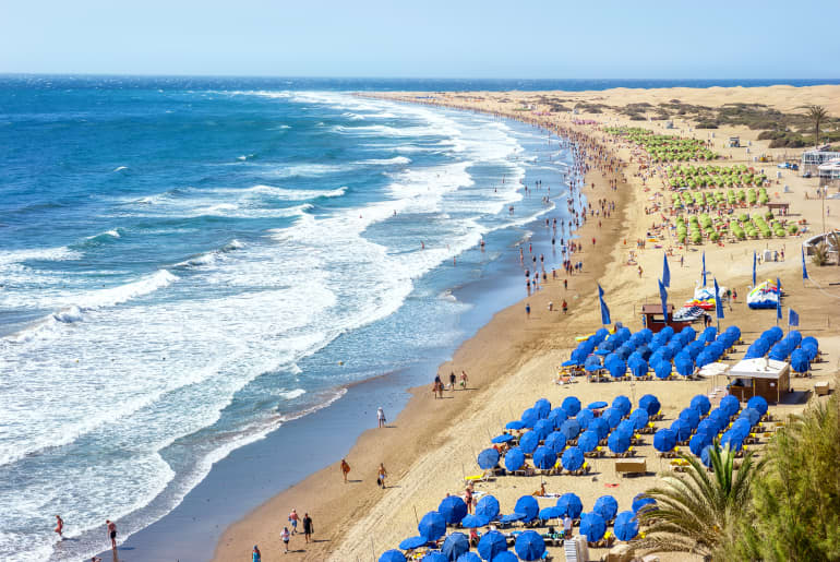 Spanien Strand