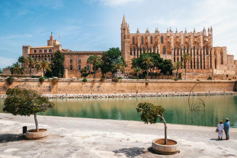 Kathedrale von La Palma de Mallorca