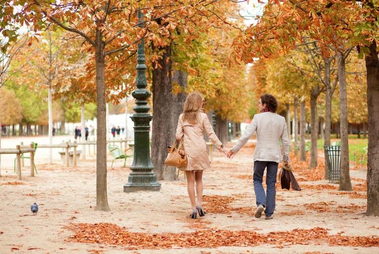 Frankreich Paar