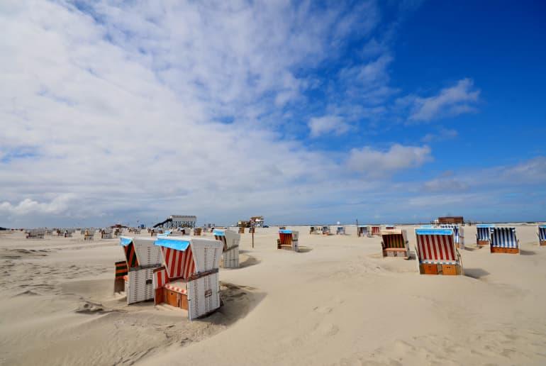 St. Peter-Ording FKK-Strand