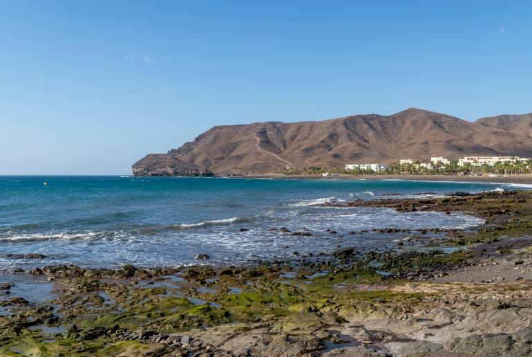 Playa de Las Playitas