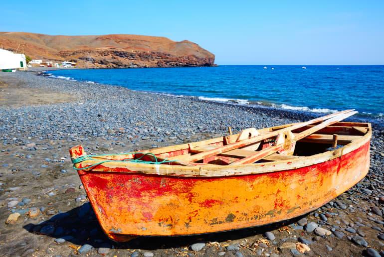 Playa de La Lajita