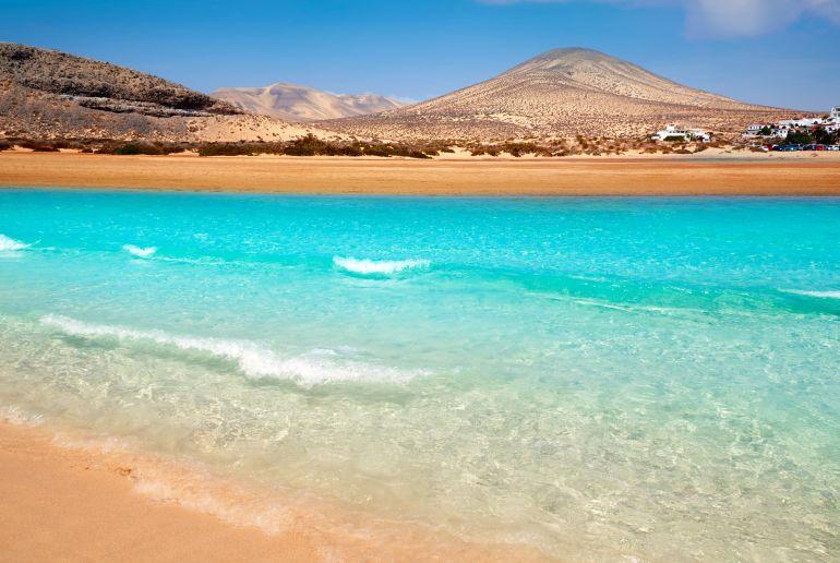 Playa La Concha, Fuerteventura