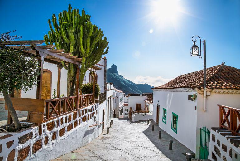 Straße Gran Canaria