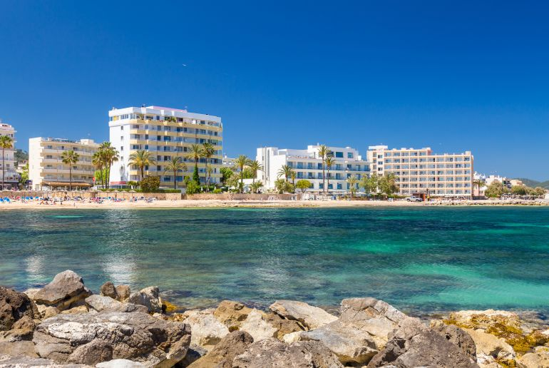 Hotels am Strand