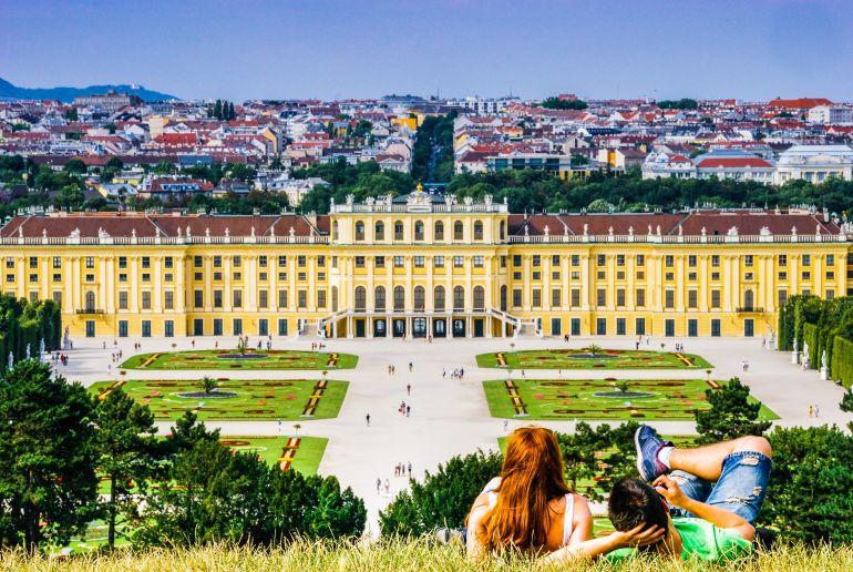Wien, Schloss