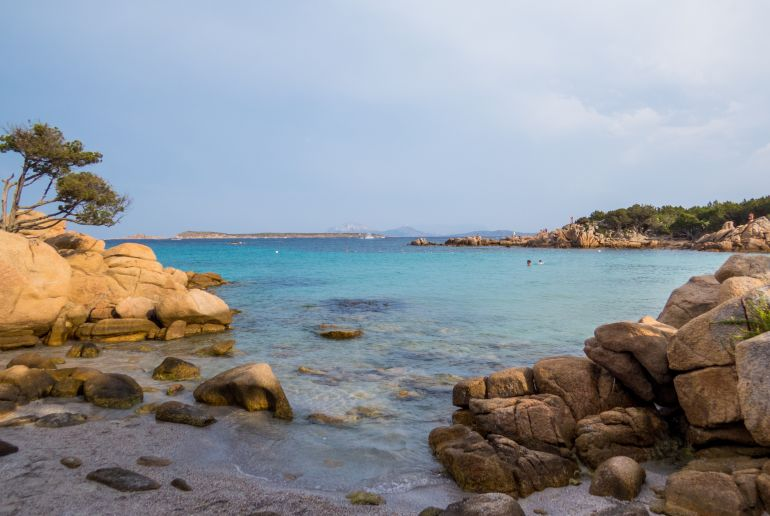 Strand von Capriccioli