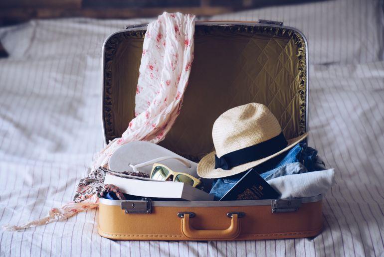Koffer packen für den Urlaub