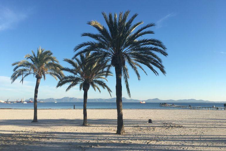 Playa Alcudia, Mallorca
