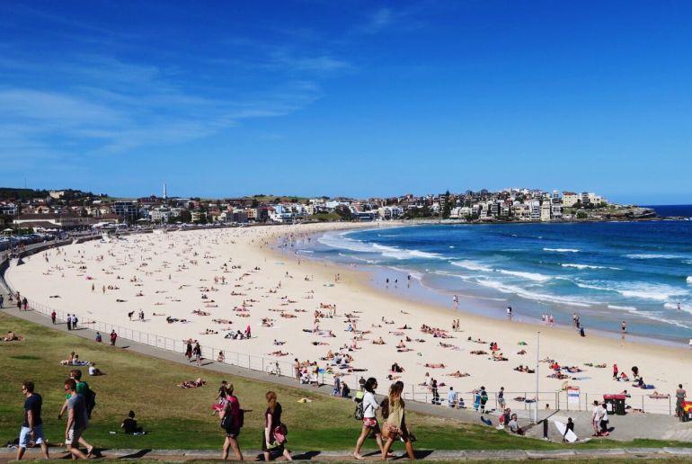 Bondi Beach Australien
