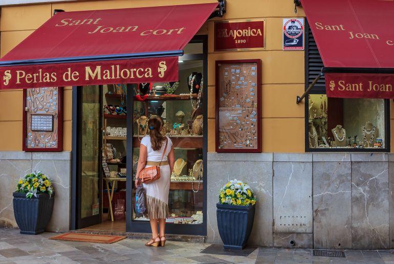 Perlenladen aud Mallorca
