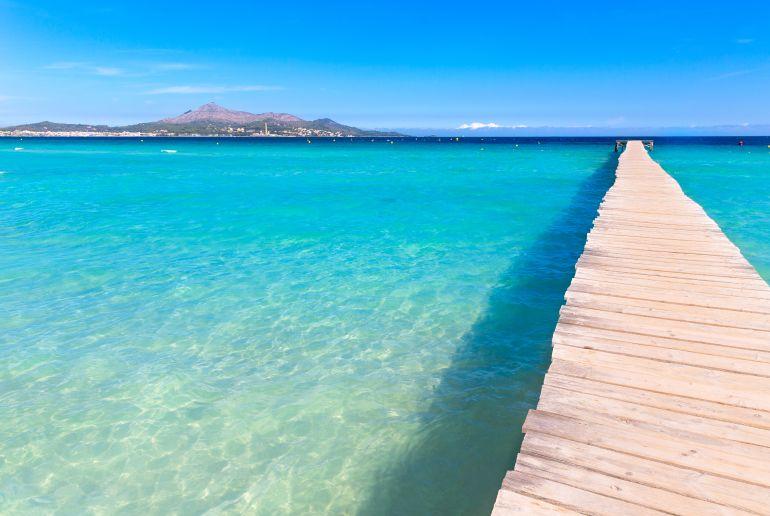 Playa Muro, Mallorca