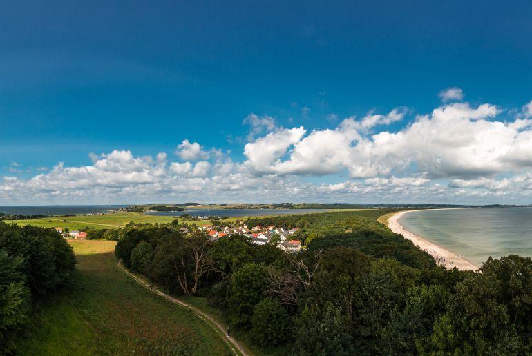 Ostseeküste bei Thiessow