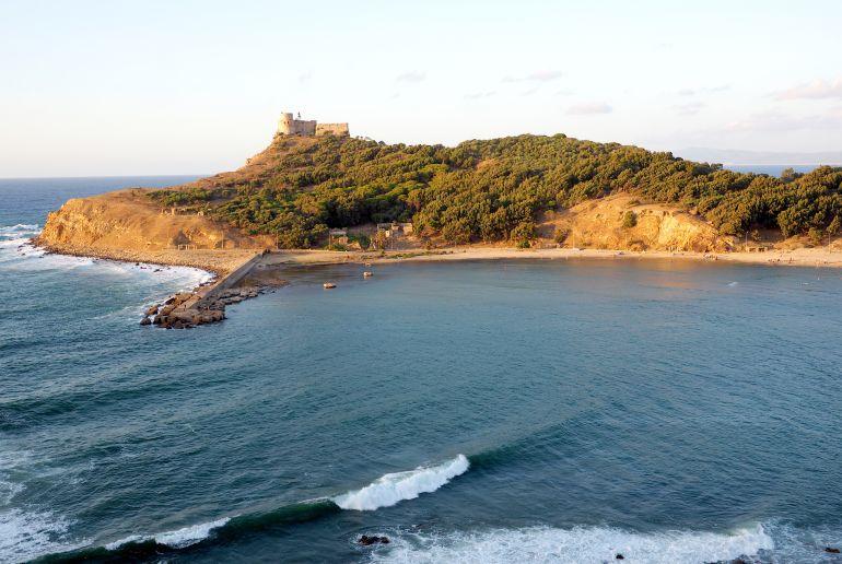 Küste von Tabarka