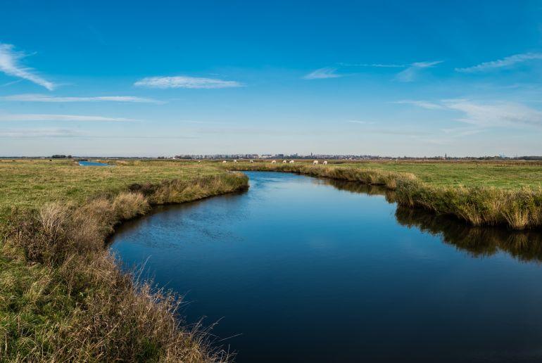 Uitkerke Naturschutzgebiet