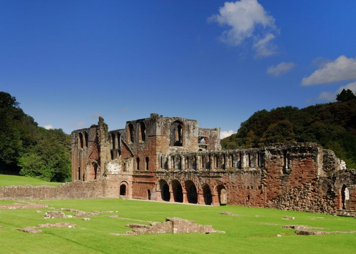 Barrow-in-Furness, Cumbria. Wray Castle, Furness Abbey, the Dock Museum – there's plenty to see