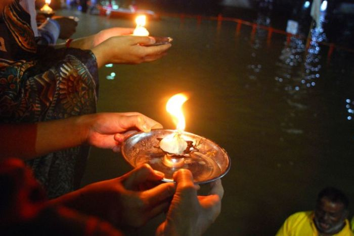 Prayagraj (Allahabad), India. Be a part of India's largest spiritual gathering - The Kumbh Mela