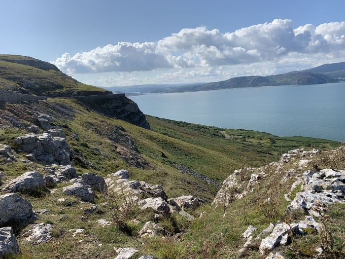 Llandudno, Wales. Wander around the ancient Great Orme Mines – a perfect day out