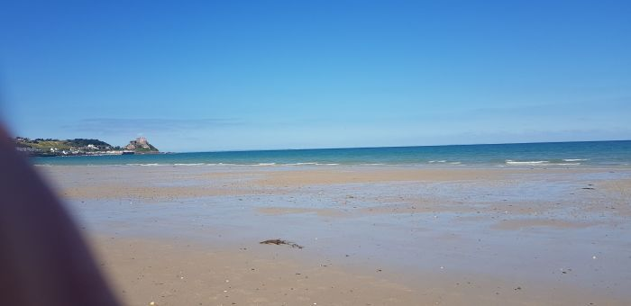 Jersey, Channel Islands. Have the beach to yourselves – build sandcastles and ride bikes