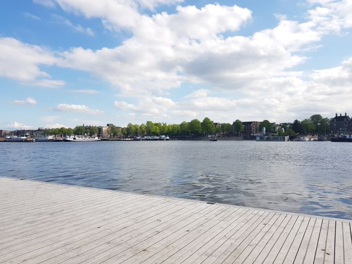 Amsterdam, Netherlands. Pack a picnic and head to the Sloterplas for a great day out