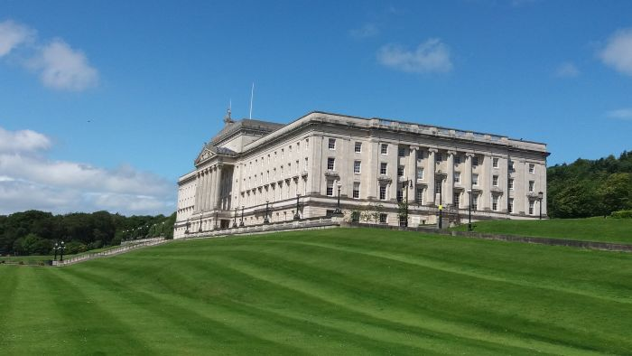 Belfast, Northern Ireland. Explore this fascinating city – but look beyond the top tourist spots