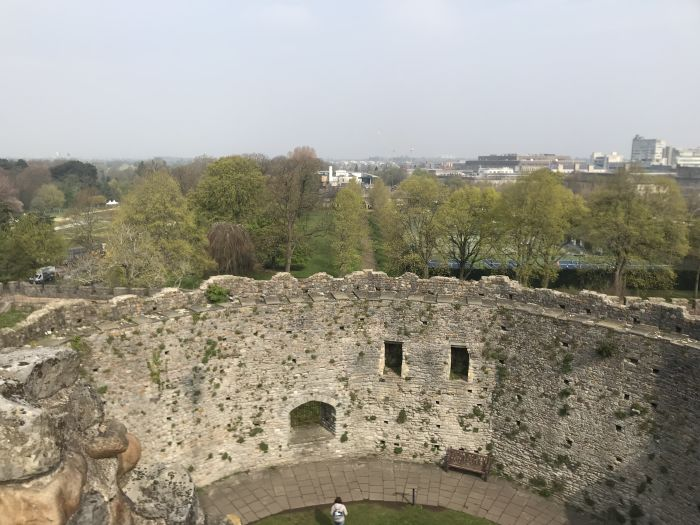 Cardiff, Wales. Dip into Welsh antiquity at Cardiff Castle, watch sunset on the bay later