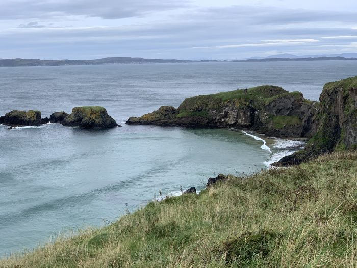 Belfast, Northern Ireland. Explore the countryside and the coastal path