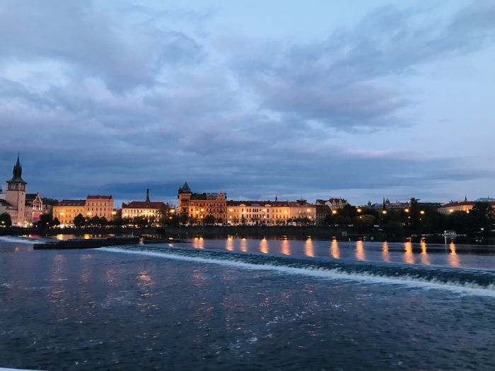 Prague, Czech Republic. Fly hassle free – just keep your masks on and sanitizer on hand