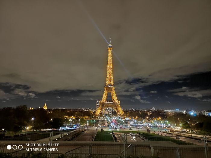 Paris, France. Accept the safety measures – the trip will be worth it