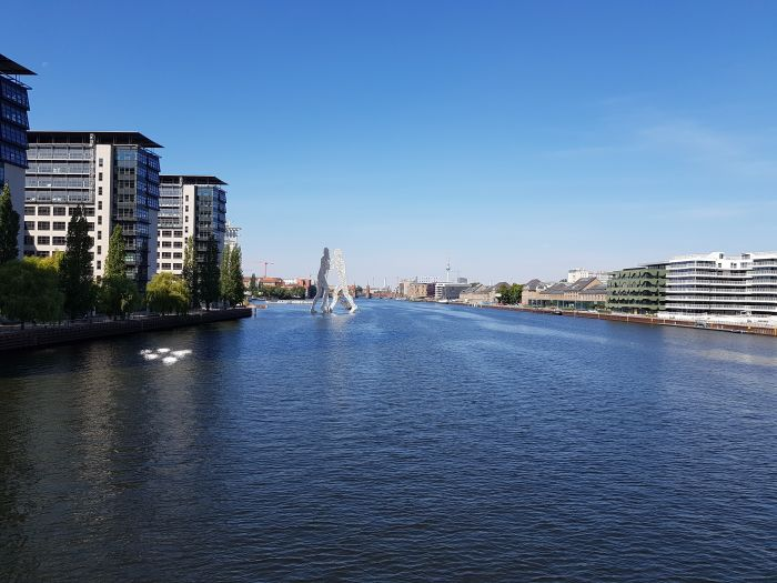 Berlin, Germany. Take a boat trip to see the sights around Lake Tegel