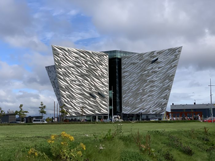 Belfast, Northern Ireland. From Game of Thrones locations to Titanic history – plenty to pique all interests