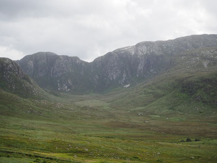 """Letterkenny, Ireland. Relax on a long drive around the """"absolutely stunning"""" Mount Errigal"""