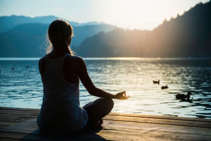San Jose, United States. Regain your balance at a spiritual retreat center