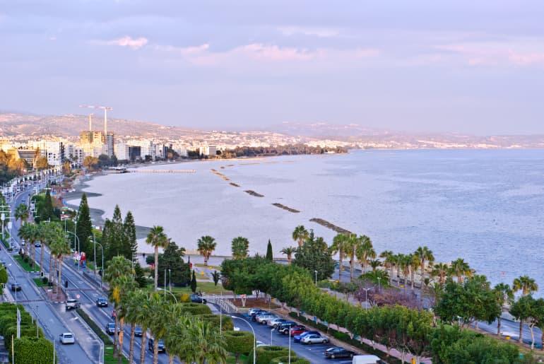 Straßen auf Zypern