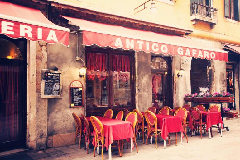 Bacari Venedig