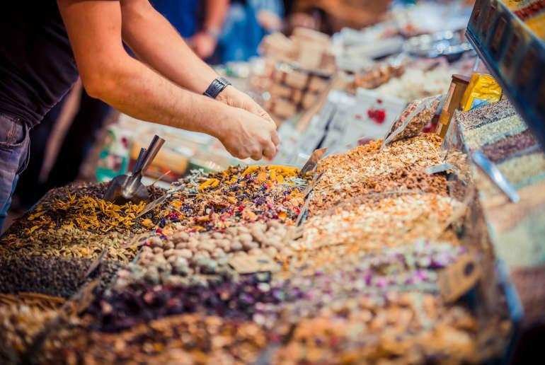 Markt Türkei