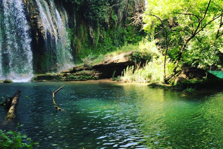 Türkei, Wasserfall