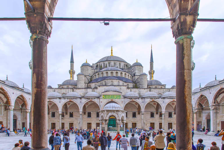 Istanbul Haggia Sophia