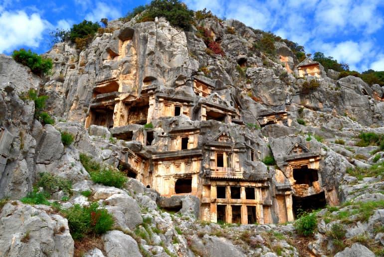 Myra, Türkei