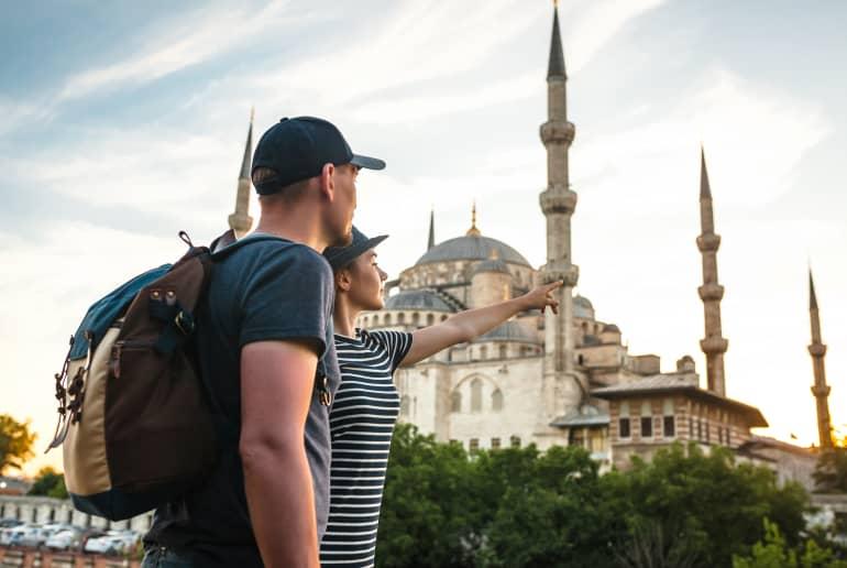 Sehenswürdigkeiten Türkei