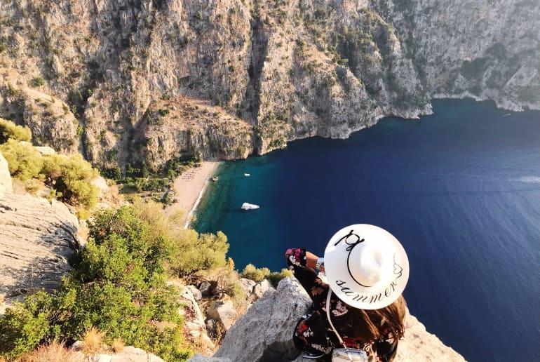 Wandern in der Türkei