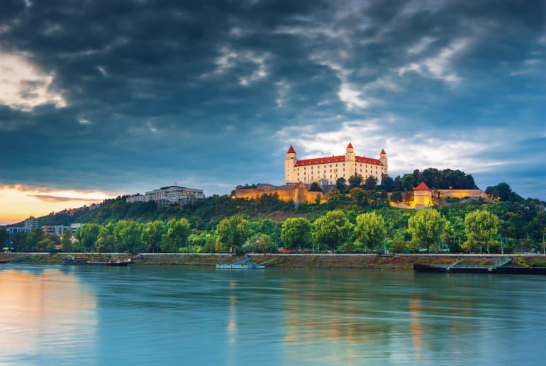Slowakei Schloss