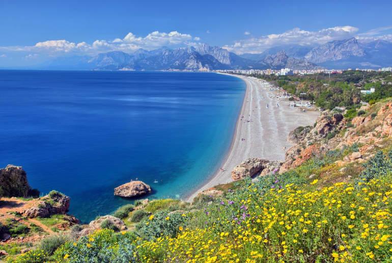 Frühling in der Türkei