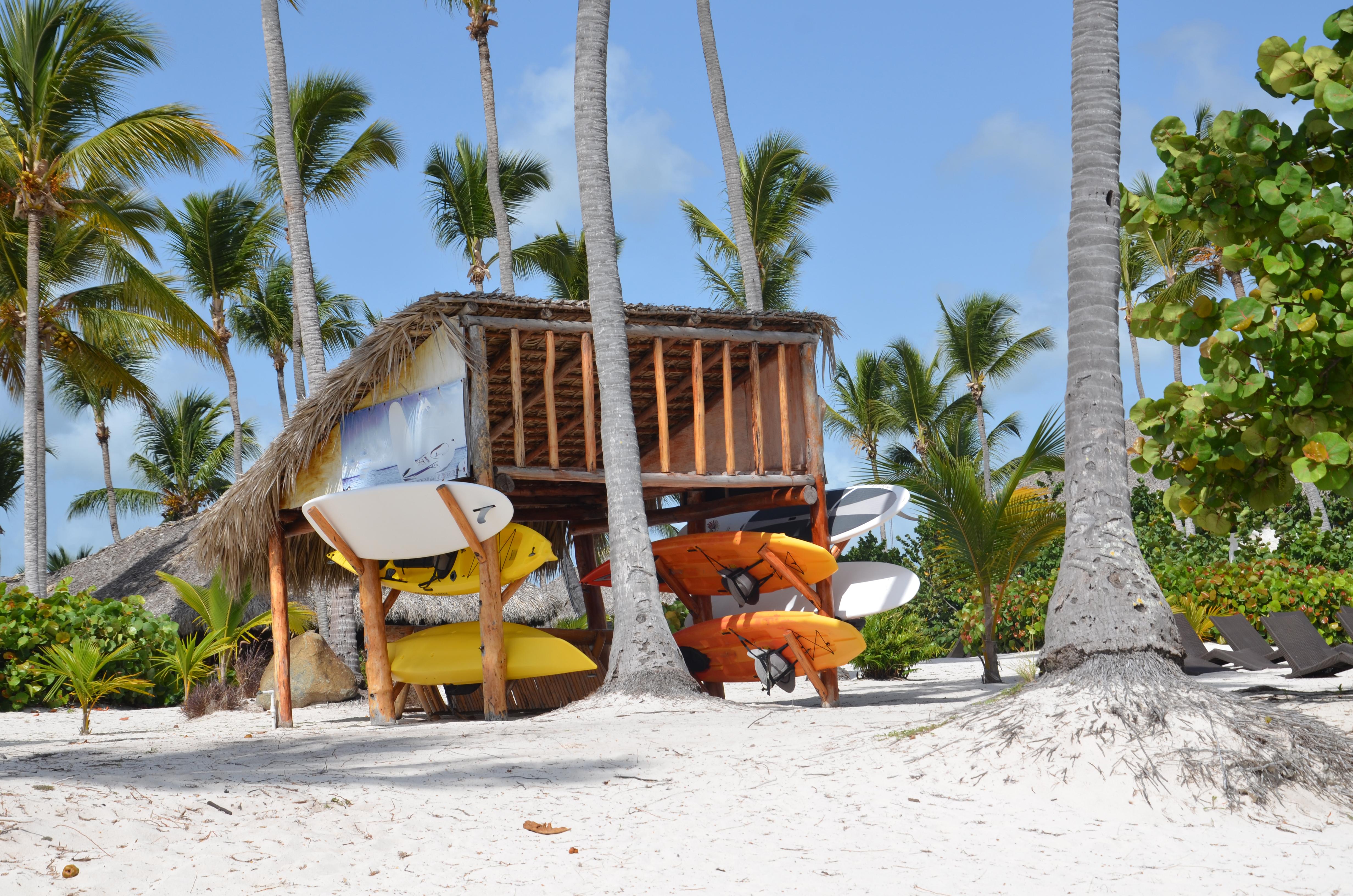 Strand Playa del Gato in der Dominikanischen Republik