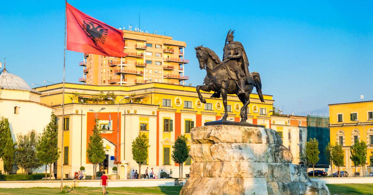 Milano - Tirana