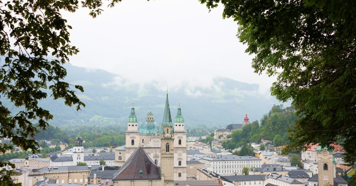 Hamburg - Salzburg